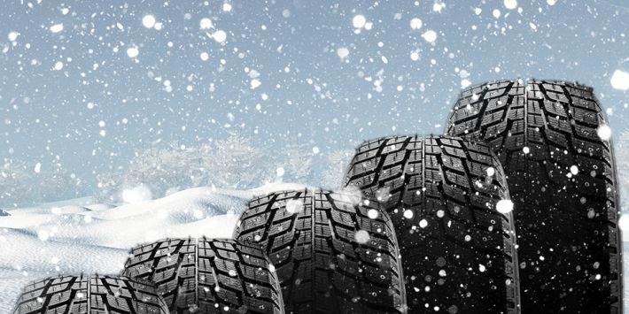 Monter des pneus hiver à l'indice de vitesse inférieur est possible