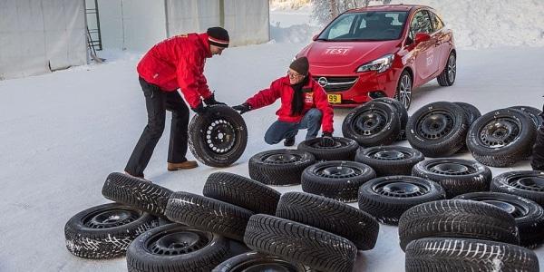 Test de pneus hiver et toutes saisons par ACE Lenkrad
