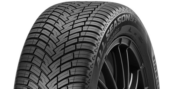 Pneu 4 saisons Pirelli Cinturato All Season SF2 : bande de roulement qui s'adapte à la météo