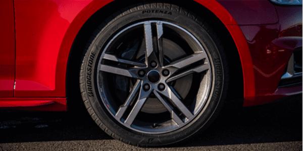 Pneu UHP Bridgestone Potenza Sport