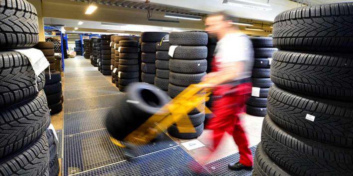 Stockage de pneu : comment stocker des pneus ?