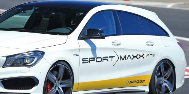 Essai du Dunlop Sport Maxx RT2