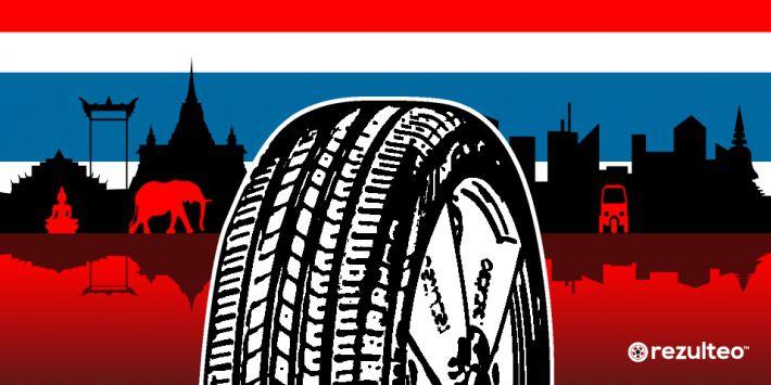 Manufacturiers de pneus thaïlandais, les meilleurs pneus thaïlandais