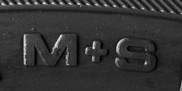 Marquage pneu M+S (Mud and Snow) : que signifie-t-il ?