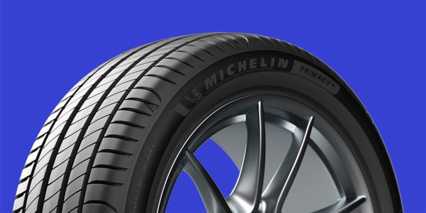 Michelin Primacy 4 de profil