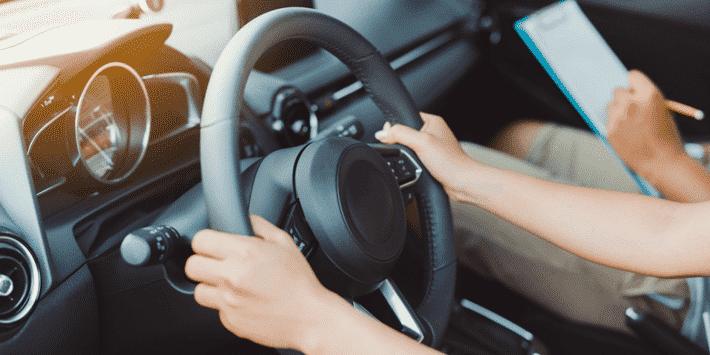 Permis B : les questions sur l'usure et la pression des pneus