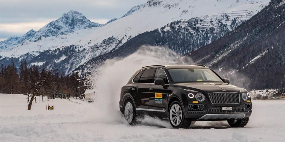 Pirelli-winter-experience-Bentley