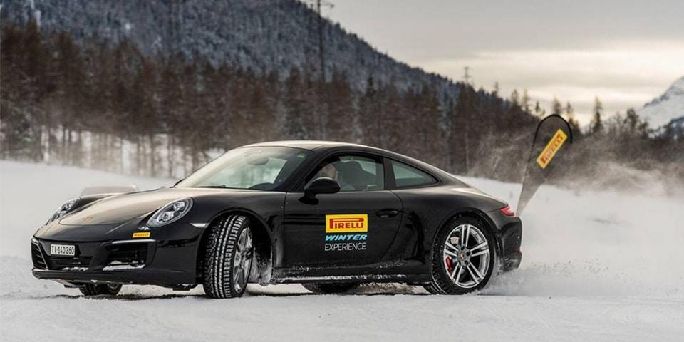Pirelli-winter-experience-Porsche