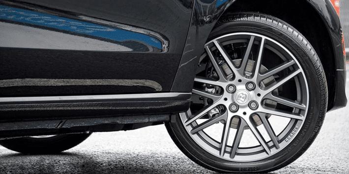 Technologie pneu runflat