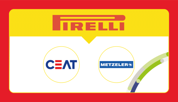 Quelles sont les marques de pneus appartenant à Pirelli ?