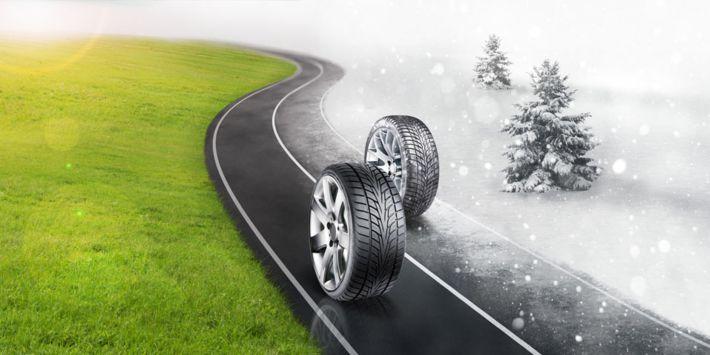 Rouler en pneu neige toute l'année ? Est-ce conseillé ?