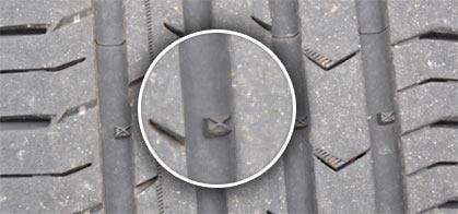 Usure des pneus au permis B