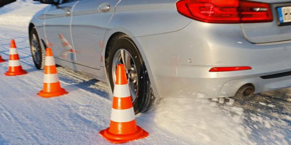 Test pneus hiver : Auto Bild fait un comparatif du freinage des pneus hiver