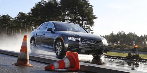 Test pneus été : comparatif pour berlines et break en freinage