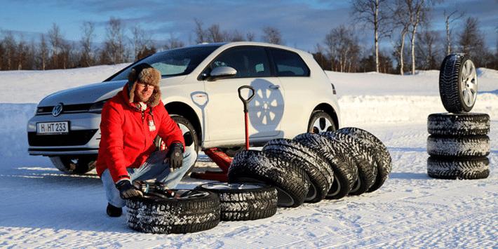 Test pneus hiver sportifs : Auto Bild fait un comparatif des pneumatiques sur neige pour les voitures de sport