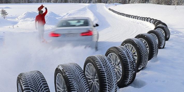 Tests de pneus hiver par Autobild en réelles conditions d'usage