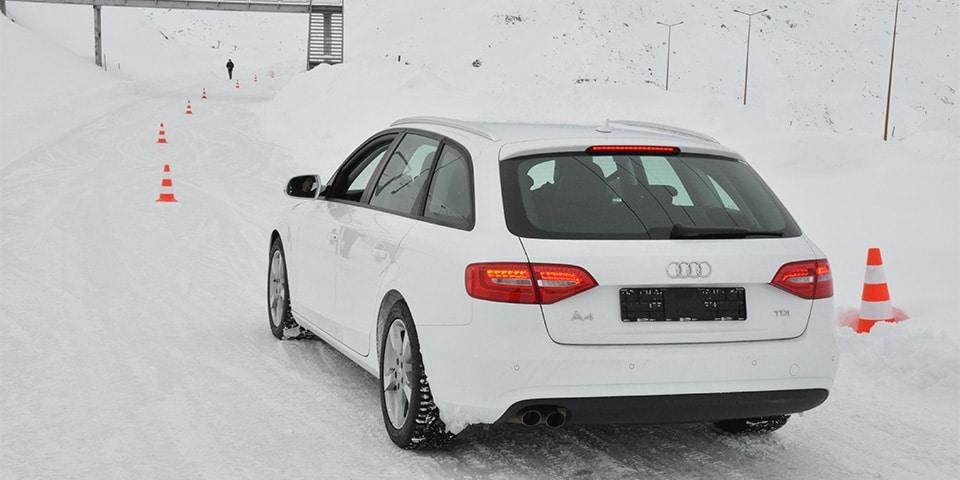 Toyo Test Audi