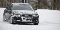 Yokohama Test hiver 2014 Audi