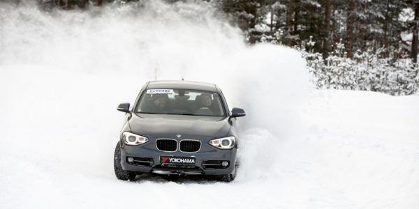 Yokohama Test hiver 2014 BMW