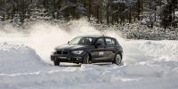 Yokohama Test hiver BMW